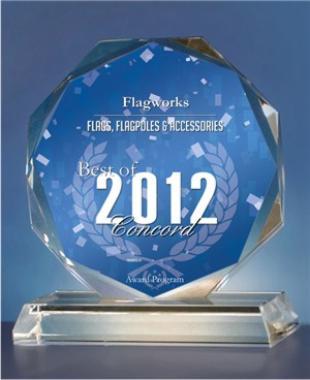 Flag-Works 2012 Award