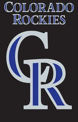 Colorado Rockies Flag