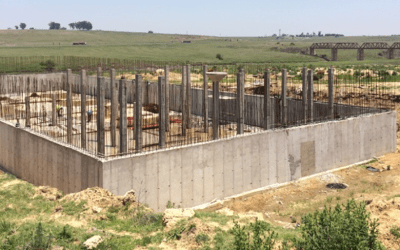 New Waste Water Treatment Works – Villiers