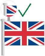 Modern Union Flag