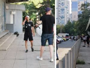 Масов бой между агитките Нефтохимик и Спартак Варна, има ранени