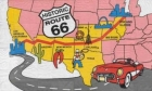 Route 66 iconic flag 5ft x 3ft