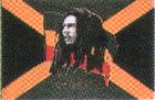Bob Marley flag 5ft x 3ft