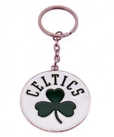 Boston Celtics crest Key ring NBA official product