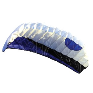 Cyclone 3.0m quad line Power kite by Spirit of Air