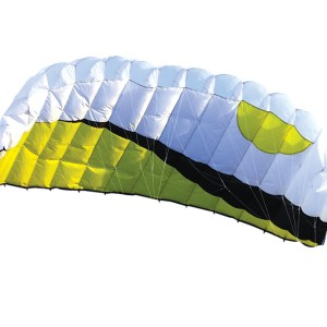 Cyclone 4.0m quad line Power kite by Spirit of Air