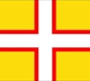 Dorset flag 5ft x 3ft