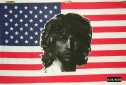 Jim Morrison Flag - 5x3ft
