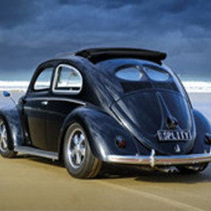 VW Beetle poster - No. 4