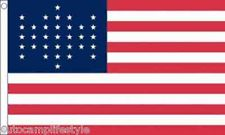 Union Civil war American flag 5ft x3ft