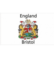 Bristol flag 5x3ft