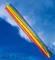 Ribbon dancer wind tail windsock