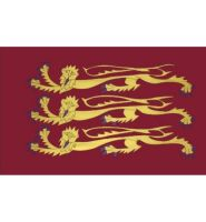 Richard lionheart flag 3ft x 2ft