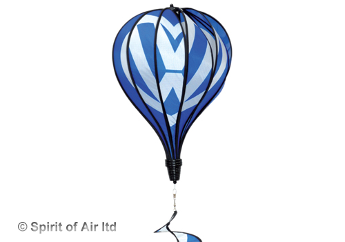 VW I love my VW hot air balloon windsock