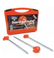 Hard ground pegs ( box 20 )  tent pegs by Blue diamond Outdoor Revolution for awning canopy and tent