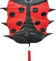 Flutterbug ladybird single line kite from Spirit of Air