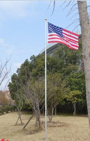 Outdoor Flag Poles