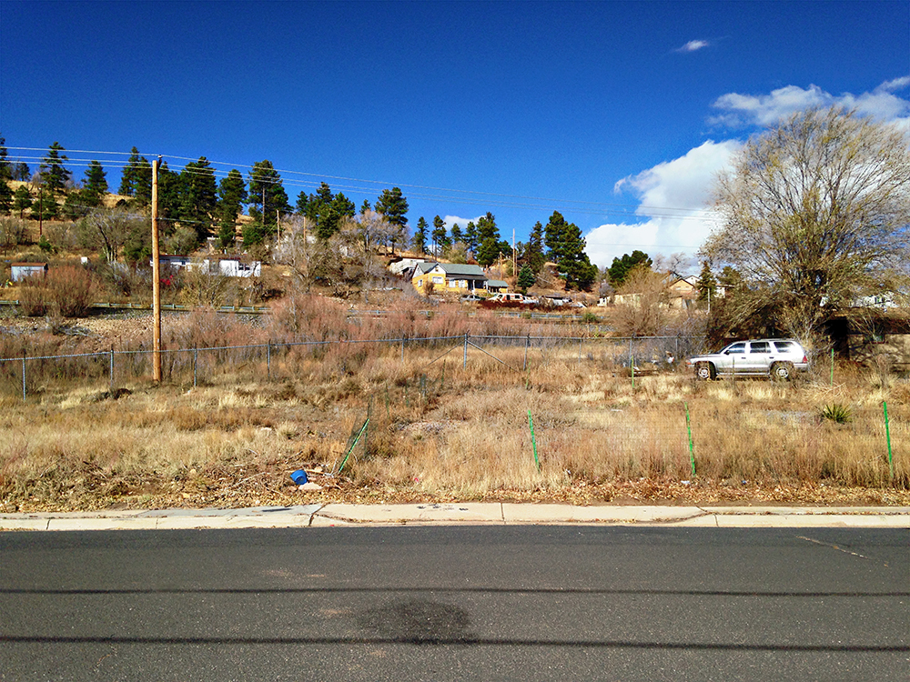 Residential Lot Near Downtown Historic Flagstaff | Northern Arizona University | Flagstaff Real Estate