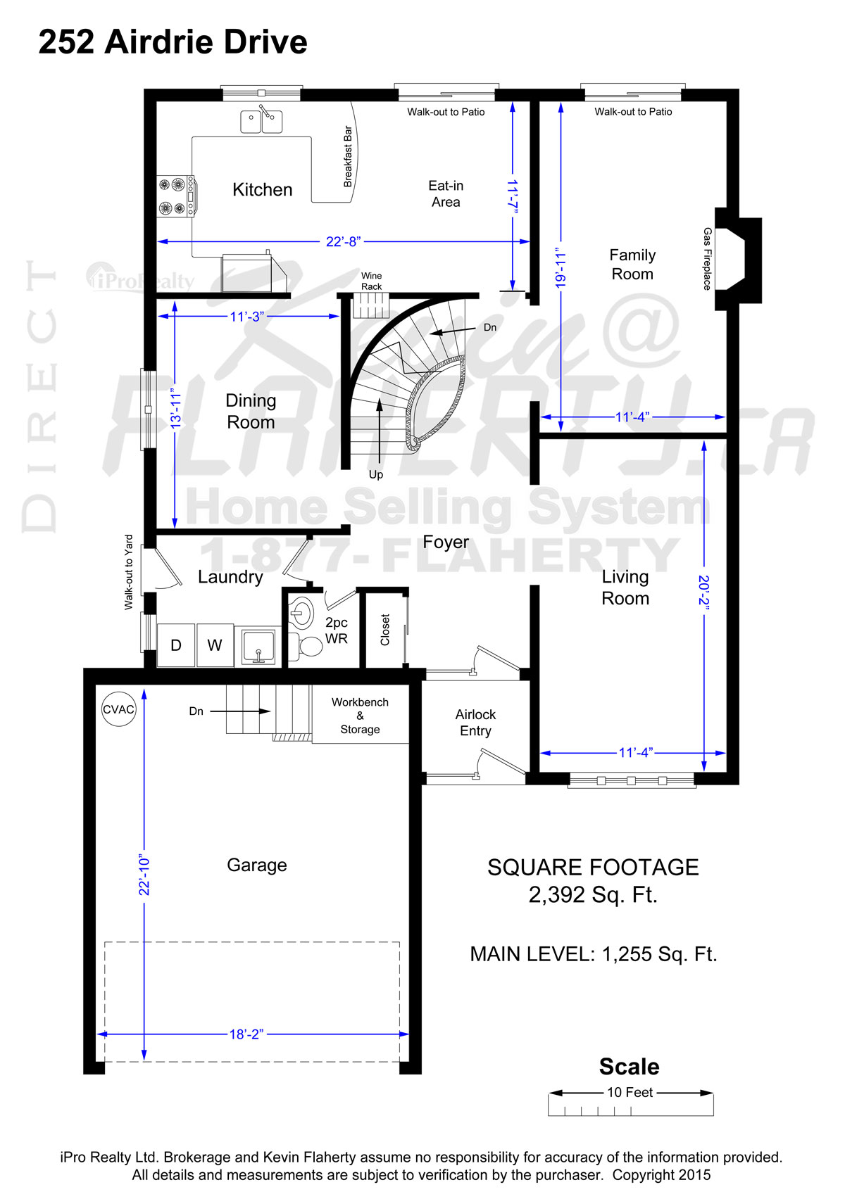 252 Airdrie Dr Woodbridge Real Estate Mls Listing