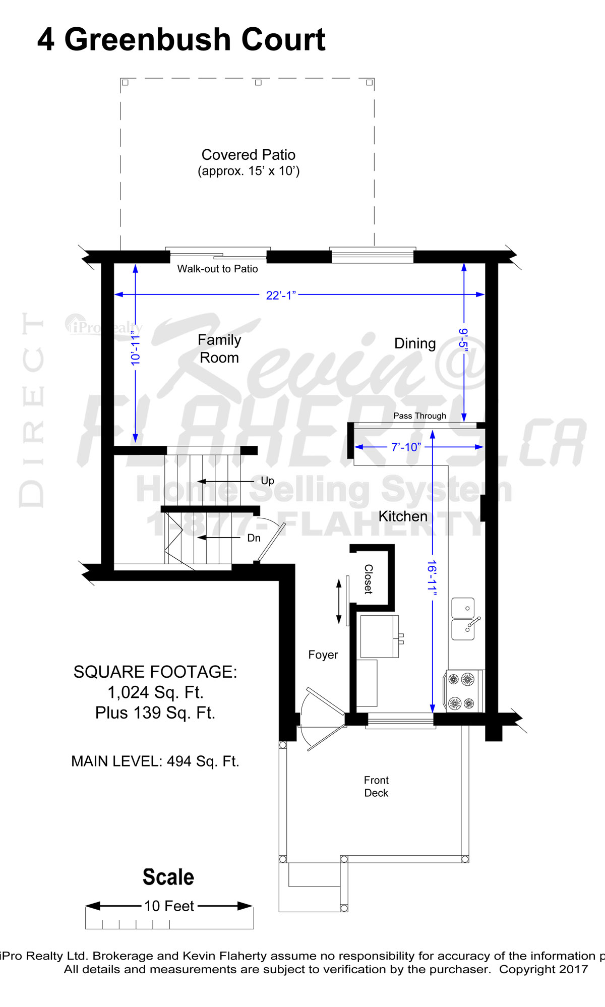 4 Greenbush Crt Brampton Real Estate Listing