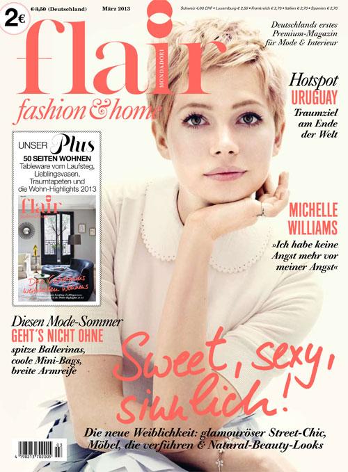 Flair Magazin März 2013