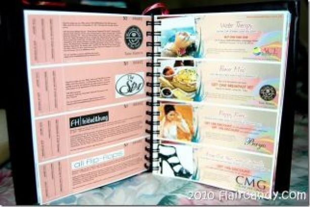 Inside the Belle De Jour Planner 2011 04