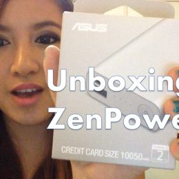 Unboxing Asus ZenPower – Flair Reviews
