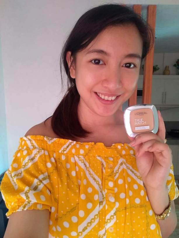 Product Review: L'Oreal True Match Super Blendable Perfecting Powder