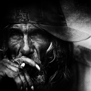 Lee Jeffries - Lost Angels