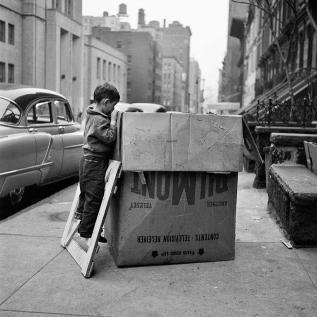 Vivian Mayer - Street Photographer