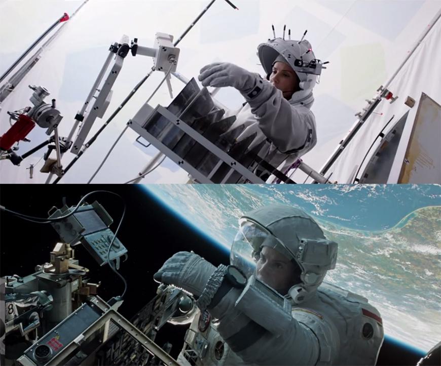 Gravity (Alfonso Cuarón - 2013)
