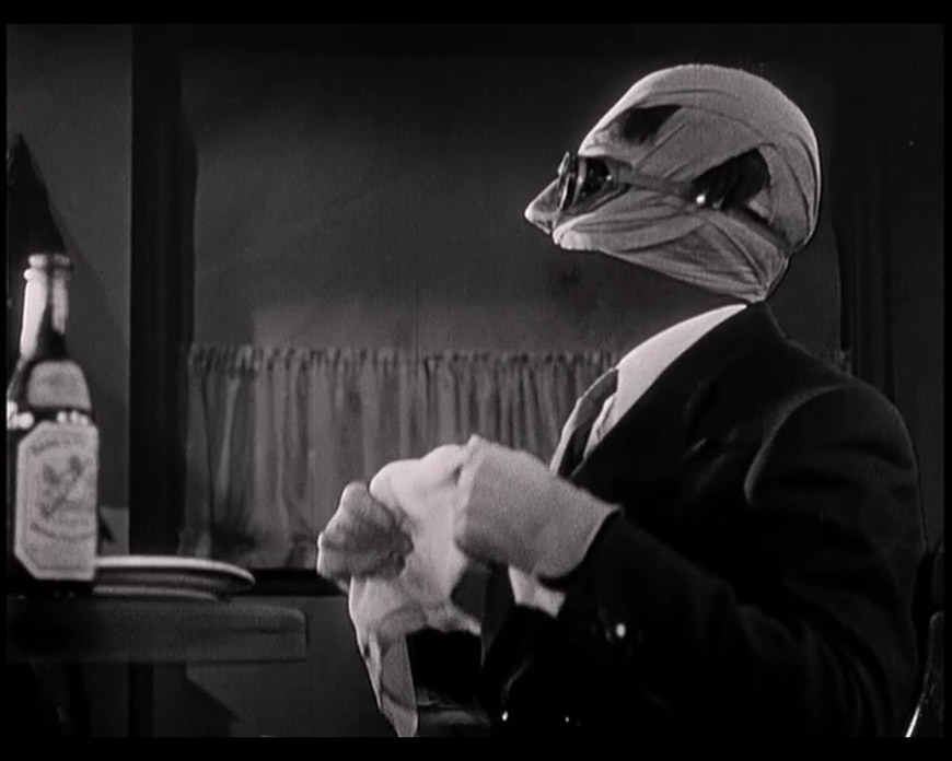 L'Homme Invisible (James Whale - 1933)