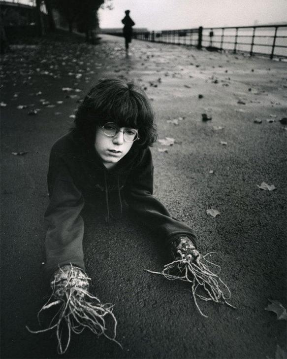 """Dream Collector"" par Arthur Tress"