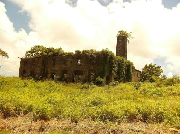 Distillerie Abandonnée (Barbades)