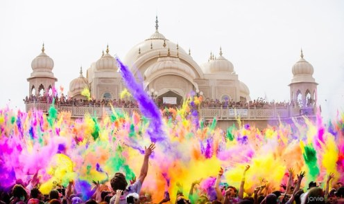 Festival Of Colors - Holi