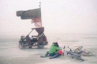 Burning Man Festival par Victor Habchy