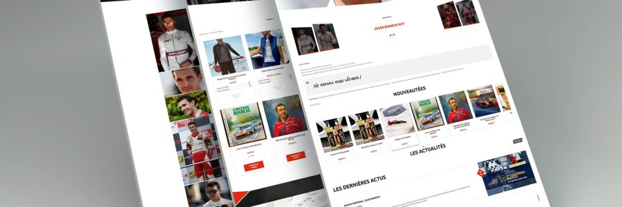 Site Association Jules BIanchi #17