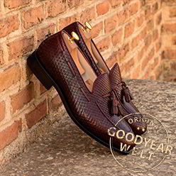 loafer gyw exotic pitone