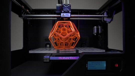 3D-printen in de grafische sector