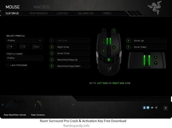 Razer Surround Pro Crack & Activation Key Free Download