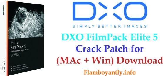 DXO FilmPack Elite 5 Crack Patch for (MAc + Win) Download