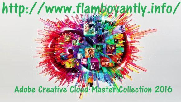 Adobe Creative Cloud Master Collection 2016