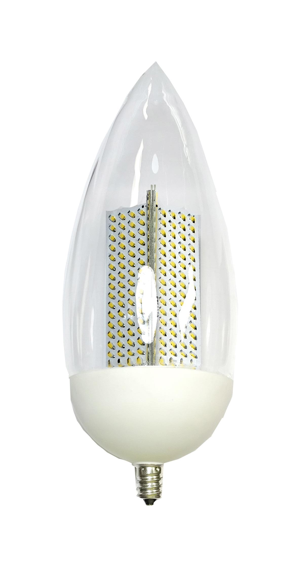 Flame Effect Led Light Bulb