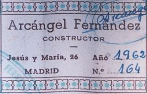 Arcángel Fernández