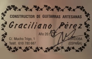 Graciliano Pérez