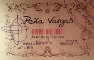 Peña Vargas