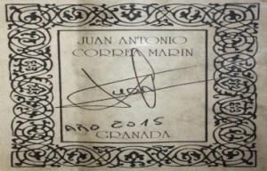 Juan Antonio Correa Marín