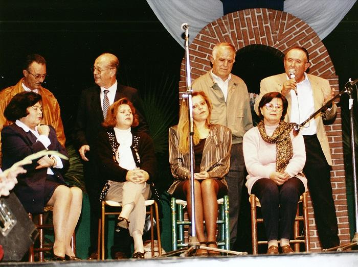 Festival Flamenco Lorca - 1993 Los troveros cantan a las mujeres