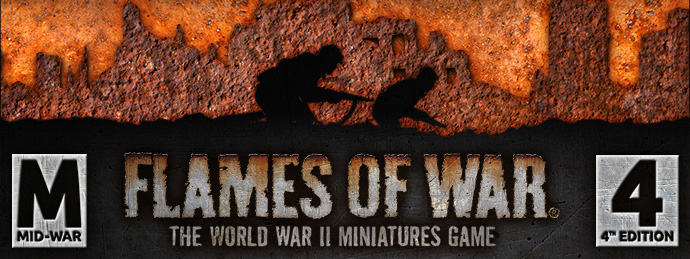 Bildergebnis für Flames of War fourth edition
