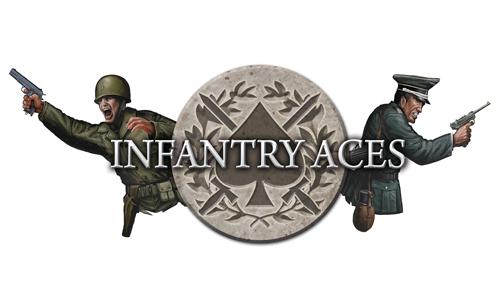 Infantry Aces Logo